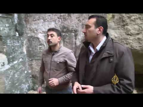 اليمن اليوم- شاهد مرسين التركية مدينة الكهوف والمغارات العجيبة