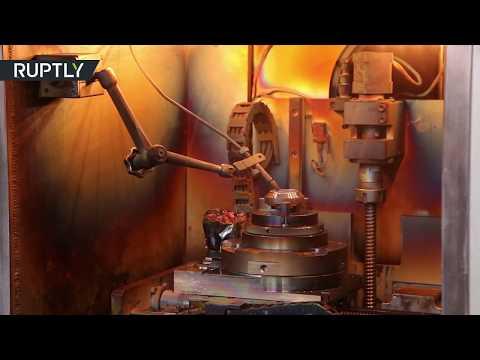 اليمن اليوم- شاهد علماء من تومسك يعرضون طبابة ثلاثية الأبعاد يمكن استخدامها في الفضاء