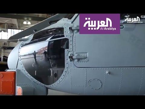 اليمن اليوم- شاهد تجميع 150 مروحية من نوع بلاك هوك بقيمة 6 مليارات دولار