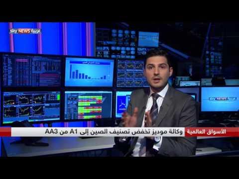 اليمن اليوم- هل بالغت موديز بتخفيض التصنيف الإئتماني للصين