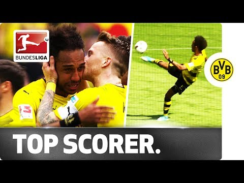 اليمن اليوم- أجمل أهداف أوباميانغ في الدوري الألماني