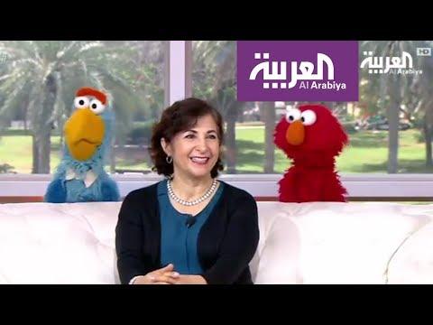 اليمن اليوم- شاهد ملسون والمو شخصيات افتح يا سمسم