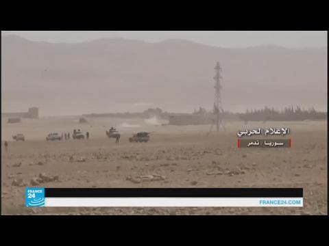 اليمن اليوم- شاهد مقتل وزير الحرب في تنظيم داعش