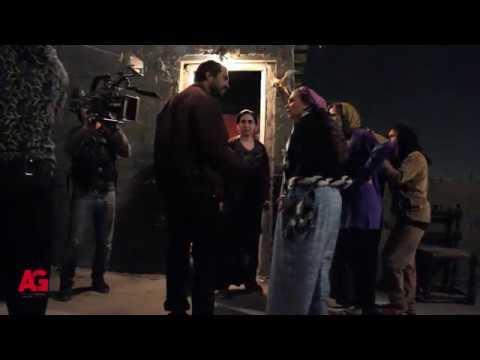 اليمن اليوم- شاهد كواليس مسلسل يسرا الحساب يجمع