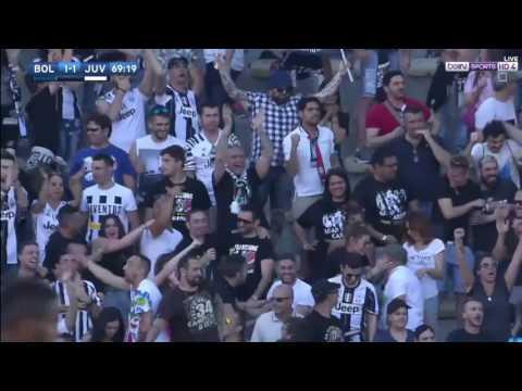 اليمن اليوم- شاهد أهداف مباراة فريقي يوفنتوس وبولونيا
