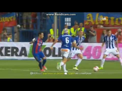 اليمن اليوم- شاهد  برشلونة يفوز على ديبورتيفو ألافيس 31
