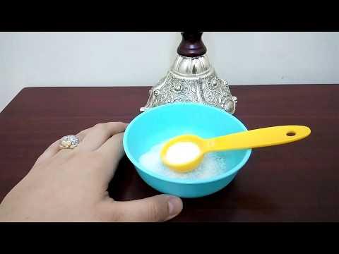 اليمن اليوم- شاهد ملعقة سكر واحدة للاستغناء عن وضع المكياج