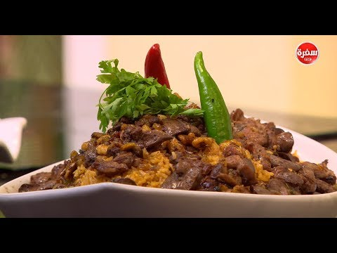 اليمن اليوم- شاهد طريقة إعداد أرز بالخلطة