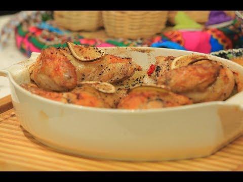 اليمن اليوم- شاهد طريقة إعداد صينية الدجاج بالليمون والبطاطس