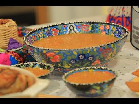 اليمن اليوم- شاهد طريقة إعداد شوربة الشوفان بالطماطم