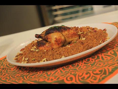 اليمن اليوم- شاهد طريقة إعداد دجاج بالفرن