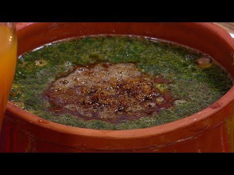 اليمن اليوم- شاهد طريقة إعداد طاجن ملوخية بالبط
