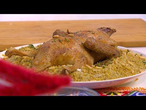 اليمن اليوم- شاهد طريقة إعداد البط بالفريك