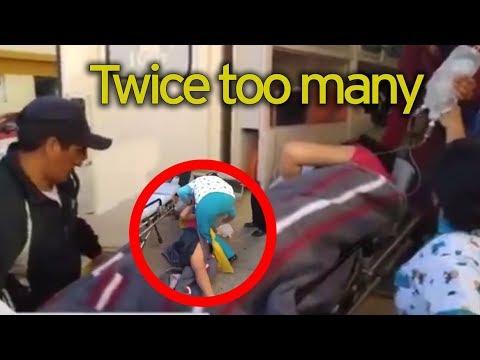 اليمن اليوم- مراهقة حامل تسقط مرتين أثناء نقلها للمستشفى
