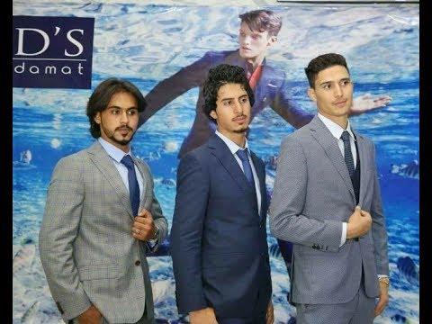 اليمن اليوم- عرض أزياء رجالي في اليمن يثير جدلا واسعا