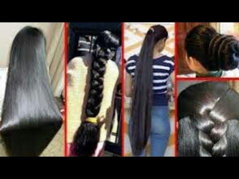 شاهد وصفة جديدة ومميّزة لجعل الشعر كالحرير