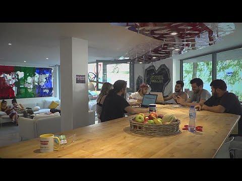 اليمن اليوم- شاهد مولنغيك مؤسسة حاضنة للشركات الناشئة في مولنبيك