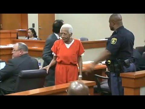 اليمن اليوم- شاهد محاكمة سيدة تبلغ 86 عامًا بتهمة السرقة