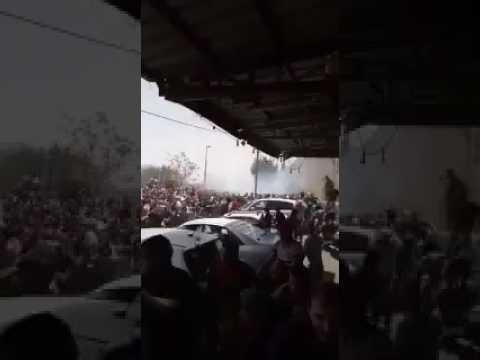 اليمن اليوم- شاهد الاحتلال الإسرائيلي يقمع المرابطين الغاضبين في الشوارع