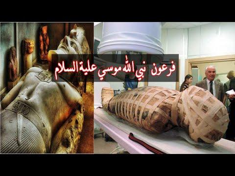 اليمن اليوم- شاهد علماء يحددون شخصية فرعون نبي الله موسي