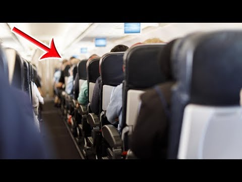 اليمن اليوم- تجنب الصفوف الأولى من الطائرة
