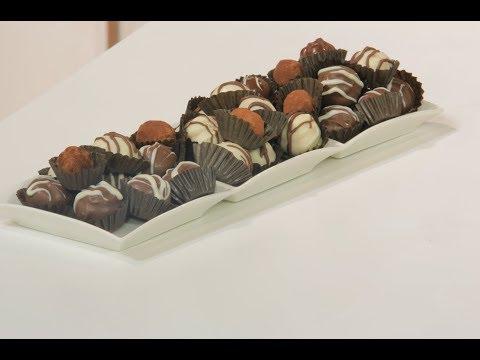 اليمن اليوم- شاهد طريقة إعداد كرات الشوكولاتة