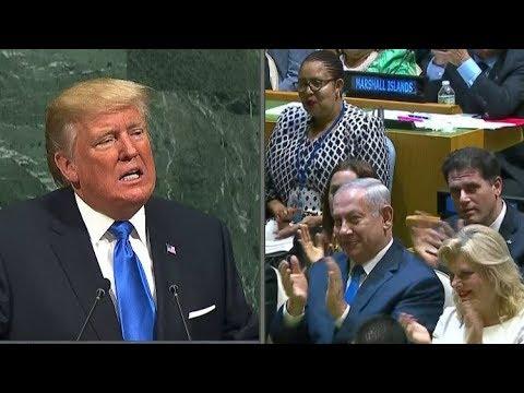 اليمن اليوم- شاهد نتنياهو يؤكد أن خطاب ترامب هو الأكثر جرأة