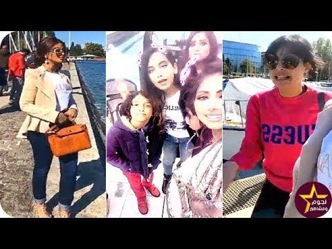 اليمن اليوم- شاهد شيلاء سبت تضحك بشكل كبير على صديقتها اللبنانية