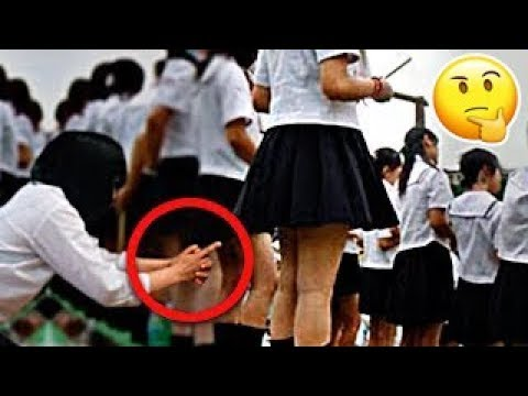 اليمن اليوم- بالفيديو أغرب 10 قوانين في المدارس اليابانية