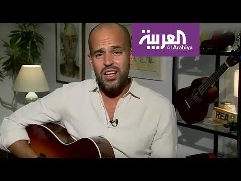 اليمن اليوم- شاهد الفنان المصري أبو يتحدّث عن نجاح 3 دقات