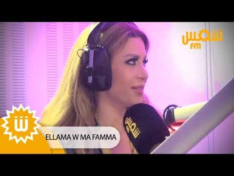 اليمن اليوم- شاهد لحظة طرد فنانة لبنانية من الأستوديو على الهواء مباشرة