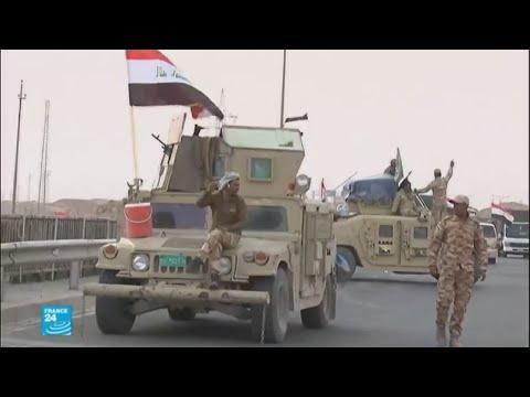اليمن اليوم- بالفيديو  أسباب سيطرة الجيش العراقي على كركوك