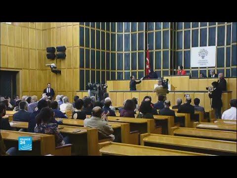 اليمن اليوم- شاهد البرلمان التركي يناقش مشروع قانون يمنح المفتي صلاحيات عقد الزواج