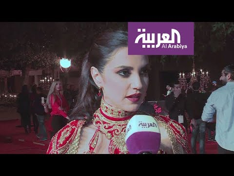 بالفيديو درة تؤكد ان اللهجة تحد نجاح السينما التونسية
