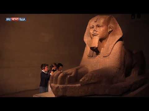 شاهد لوفر باريس أقدم وأكبر متحف في العالم