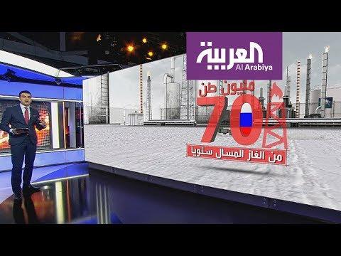 شاهد شراكة سعودية مرتقبة في الغاز الروسي المسال