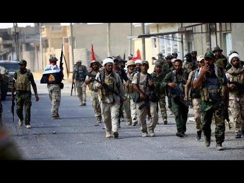 شاهد  القوات العراقية تستعيد راوة آخر معاقل داعش في العراق