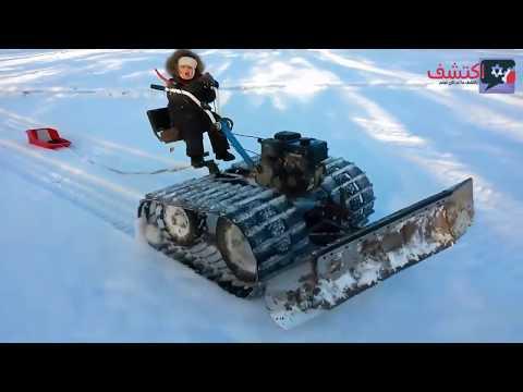 شاهد أكثر الاختراعات المجنونة في روسيا