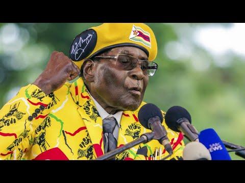 منع آلاف المتظاهرين ضد موغابي من الوصول إلى القصر الرئاسي