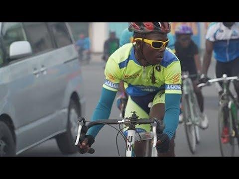 شاهد نادي الدراجات الهوائية في غوما سباق إلى السعادة