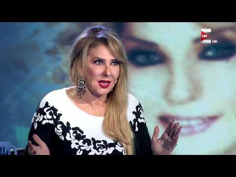 شاهد  نادية الجندي تروي قصة طلاقها من عماد حمدي