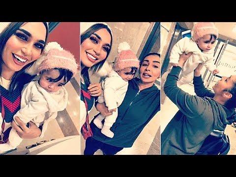 شيماء علي تحضن خلود الصغيرة وتخطبها لابنها