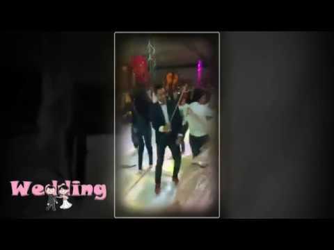 شاهد طالبات تربية موسيقية يُفاجئن زميلتهن العروس بدخلة مميَّزة