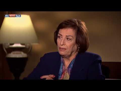 شاهد الكاتبة الأردنية هند أبو الشعر ضيفة حديث العرب