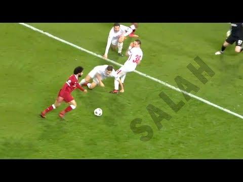 فيديو يرصد أهداف محمد صلاح في نادي ليفربول