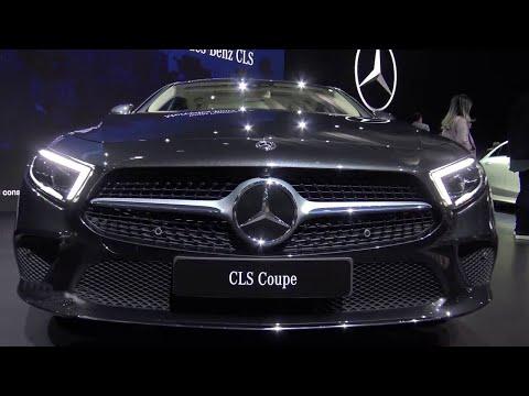شاهد سيارة mercedes benz cls مليئة بالتقنيات والرفاهية
