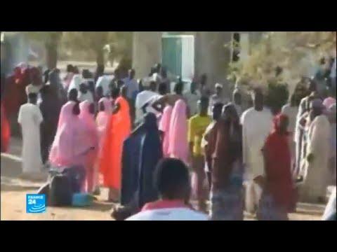 شاهد  جماعة بوكو حرام تشن هجومًا على مدرسة نيجيرية
