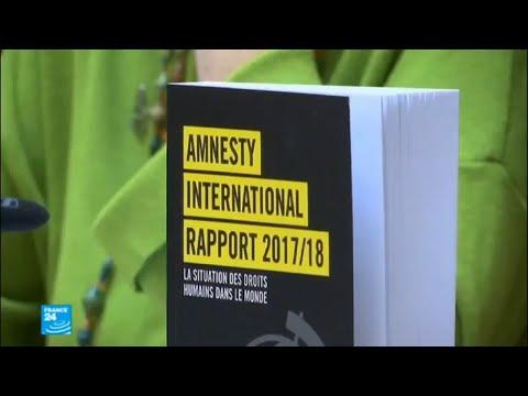 شاهد نكسة خطيرة لحقوق الإنسان في جميع أنحاء العالم
