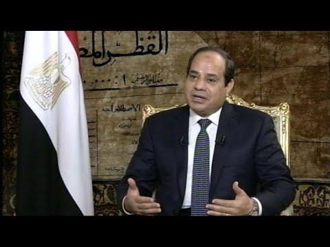 شاهد السيسي يؤكد أن مصر ستصبح مركزًا إقليميًا للطاقة