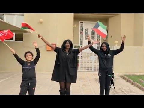 شاهد فينيسيا الكويتية تحتفل باليوم الوطني